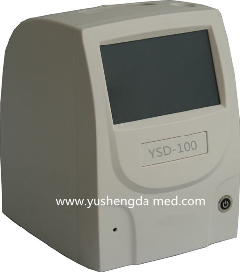 Ce/ISO Certified Hot Sale Medical Machine Automatic Chemistry Analyzer pictures & photos