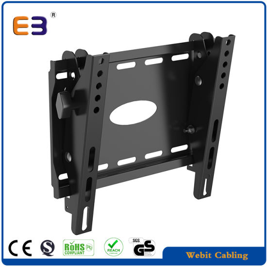 15 Degrees Tilt Sliding Tv Mount For 23 42 Plasma Flat Screen