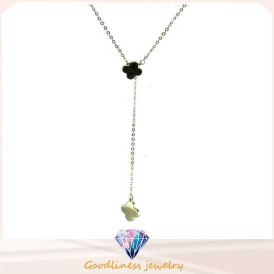 Good Quality and Top Selling Accessories Simple 925 Silver Necklace Wholesales N6760