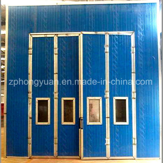 Truck Bus Spray Booth for Bus and Truck Painting and Baking
