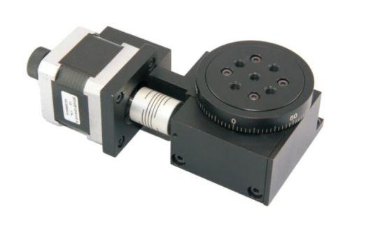 China Lsdh-Ws Precision Optical Stepper Motor Worm Gear Motorized