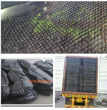 High Quality HDPE Geocell for Retaining Wall Geoweb pictures & photos