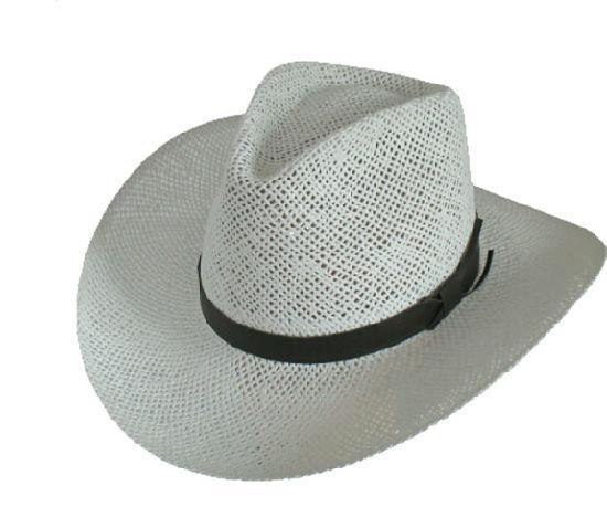 0559b68f7 China Fashion and Attractive Grass Cowboy Hat with Handmade - China ...