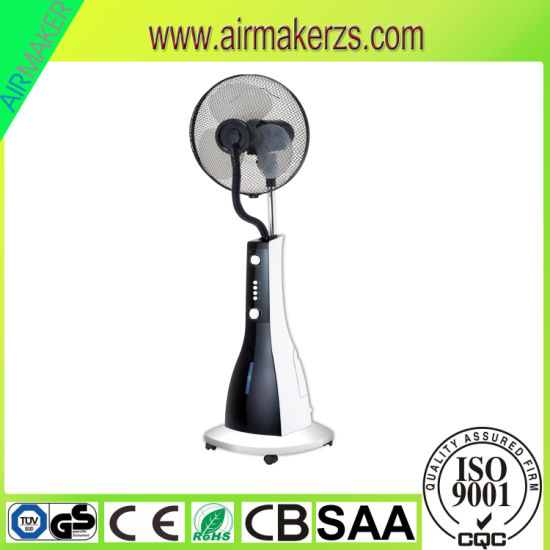 2017 Water Humidifier Mist Fan with Popular Design pictures & photos