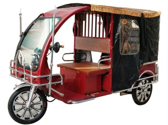 2020 New Electric Tricycle for Bangladesh Market