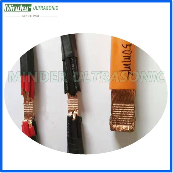 China Factory Price Ultrasonic Wire Spot Welding Device