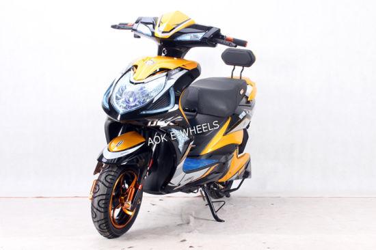 Smart Racing Electric Motorbike With Disk Brakes Em 016
