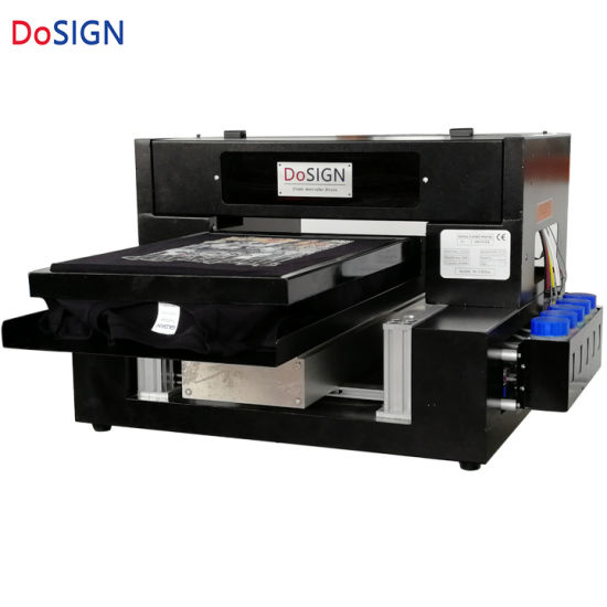 High Quality DTG Printer A3 T Shirt Printing Machines for Sale