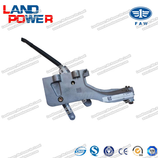 Original FAW Truck Parts Spare Parts with Ce Certification Shift Lever Assembly