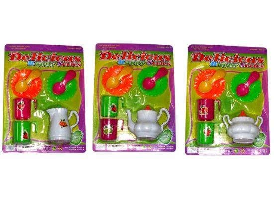 Mini Kitchen Play Set Toy for Kids