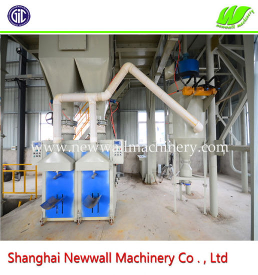 Gypsum Powder Valve Bag Packer pictures & photos