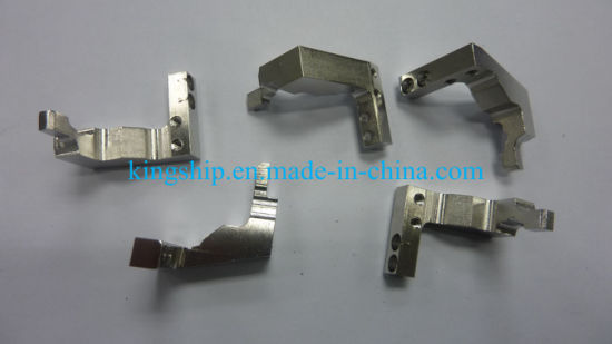 Ingenious Robot Machinery Anodizing Parts for Testing System