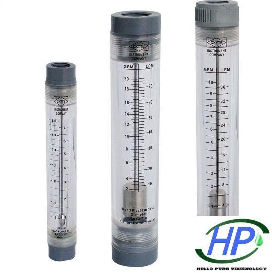Flow Meter in Tube Type for Industrial RO Water Equipment