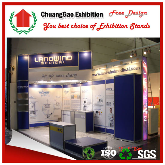 3X6m Octanorm Similar Trade Show Booth Exhibit Display pictures & photos