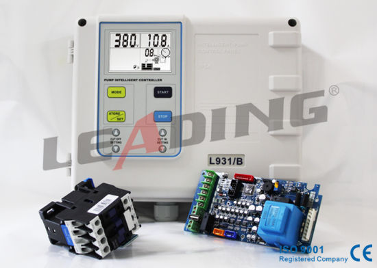Direct on Line Dol Booster Pump Control for Water Treatment L931-B pictures & photos