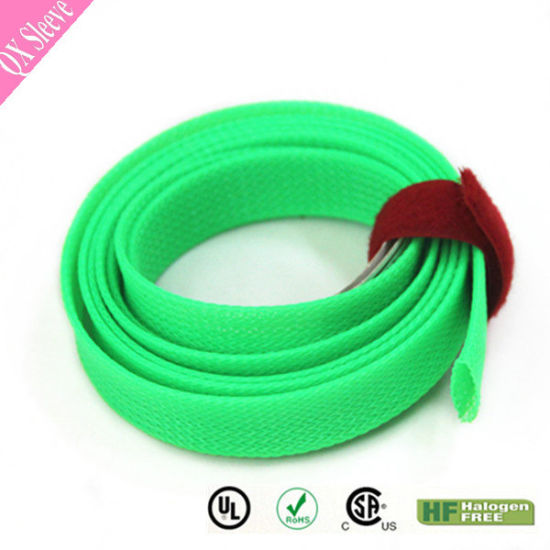China Flexible Braided Pet Expandable Wire Cover - China Wire Cover ...