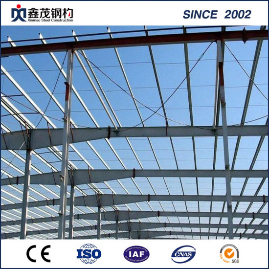 Steel Frame Structure Workshop Buildings pictures & photos