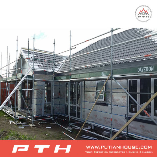 High Quality Steel Structure Building as Villa House pictures & photos
