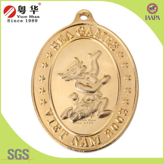Factory Wholesale Custom Color Brass Coin
