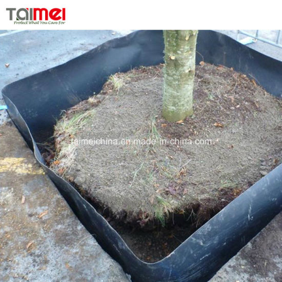 root barrier application