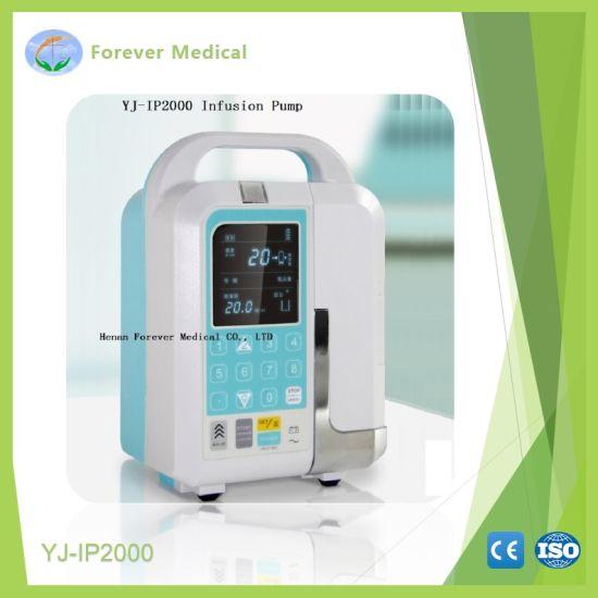Clinic Medical Veterinary IV Pump Medical Infusion Pump