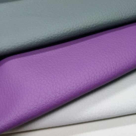 Popular for Europe Market PVC Leather Upholstery pictures & photos