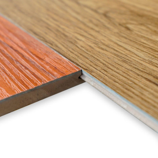 Indoor Engineered Materials Wood Plastic Composite Decking For Household WPC Flooring