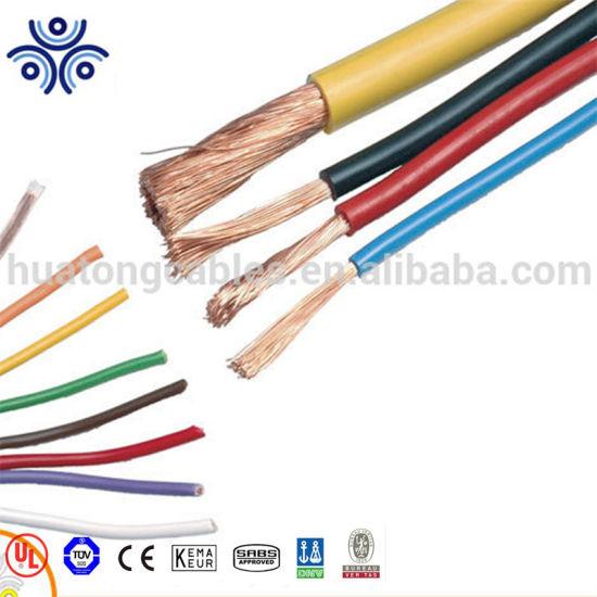 Ethylene Propylene Rubber Cable/H07rn-F 450/750V Epr/Neoprene Trailing Flexible Rubber Cable for Railway Vehicles