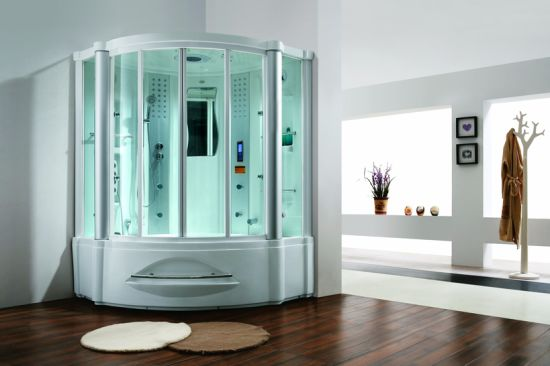 Monalisa Computerized New Design Steam Sauna Shower Room (M-8208)