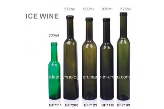 Wholesale High Quality 750ml Bordeaux Glass Wine Bottles with Screw Caps Clear pictures & photos
