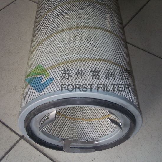 Forst Dust Conical Paper Air Filter Cartridge pictures & photos