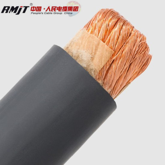 Pure Copper Rubber Insulation Welding Cable for Machine (H01N2-D/YH) pictures & photos