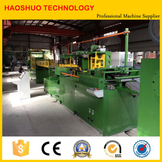 Hjx300 Fully Automatic Core Cutting Line pictures & photos