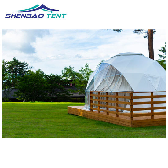 Waterproof and Soundproof Dome Tent Star Tent for Hotel pictures & photos