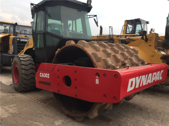 Used Dynapac Ca302D Roller, Dynapac Compactor Ca302D