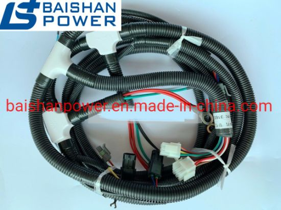 [DIAGRAM_38ZD]  China Engine Wire Harness 3165263 3165291 3165337 3165395 3070089 3165393  Qsk45 Qst30 Qsk60 Kt19 K38 4067053 3022282 Volvo Ec330b 360b 460b Generator  14526865 - China S6700h, Governor Assembly | Cummins Qsk60 Wiring Harness |  | Baishan Power