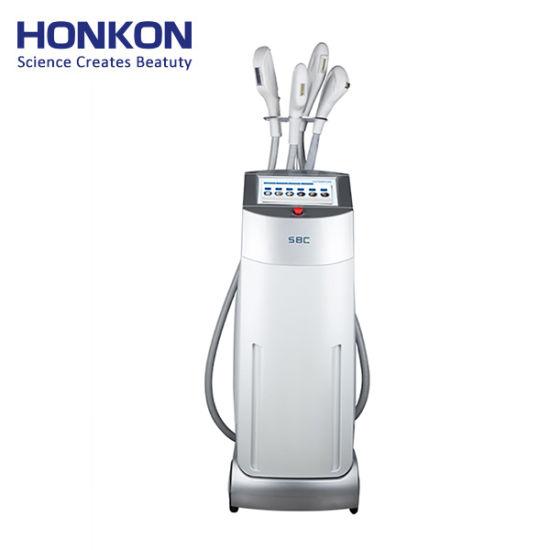 Honkon High Efficiency Professional E-Light Hair Removal IPL Opt Shr Medical Beauty Machine