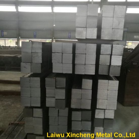 SAE1045 S45c Material Hot Rolled Steel Square Bars with Good Price pictures & photos