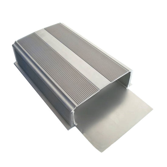 Anodized Extruded Aluminum Electronic Enclosures for Manufacture