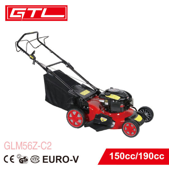 Professional Garden Tool 22inch 139cc Self-Propelled Gasoline/Petrol Lawn Mower