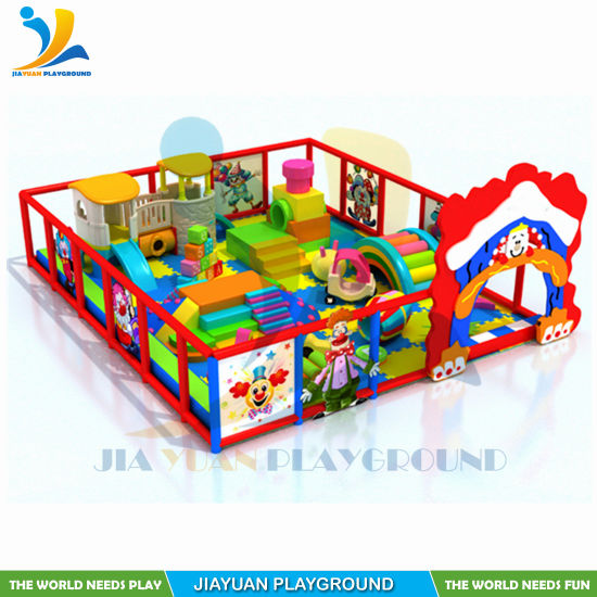 Free Design Soft Play Equipment with High Quality Family Indoor Playground for Kids