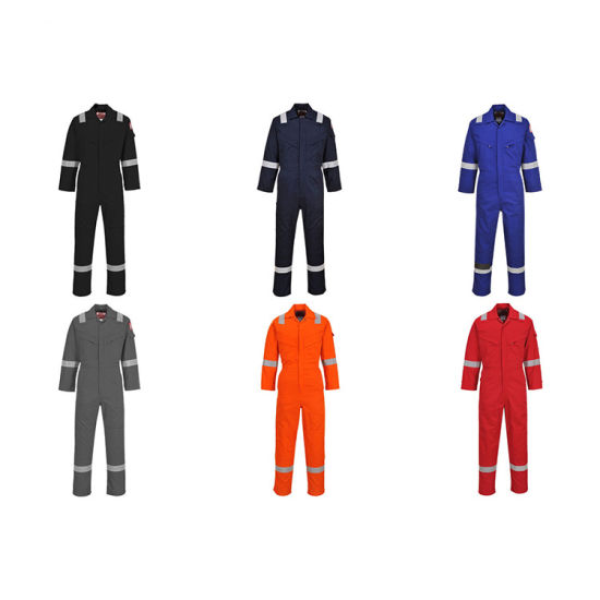 Worker Jumpsuit Uniform Twill Unisex Workwear