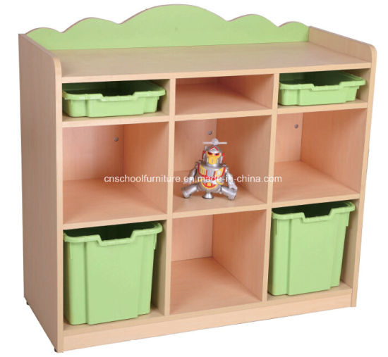 Wooden Kids Toy Storage Cabinets With Drawers