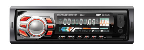 Cheap Detachable Panel Car MP3 Player with Bt pictures & photos
