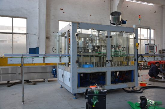 4, 000bph Beer Filling Production Line/ Plants pictures & photos