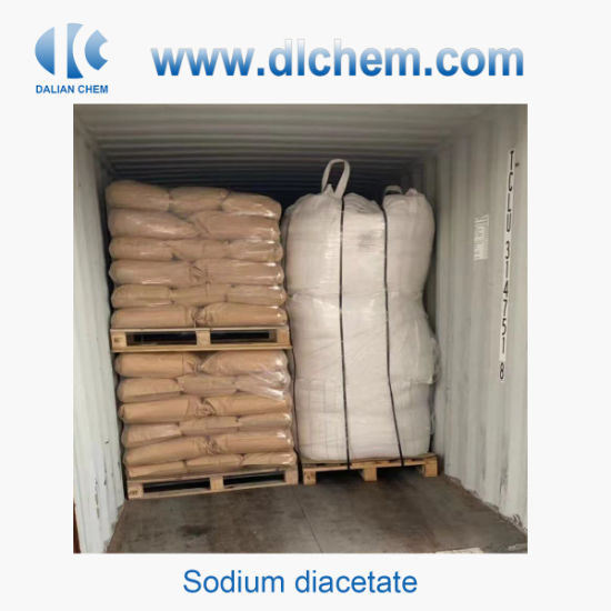 Wholesale Food Grade Preservative Sodium Diacetate with Great Quality
