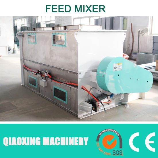 High Speed Duck Chicken Cattle Feed Grinder Mixer pictures & photos