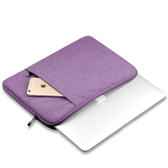 Hot Nylon Laptop Sleeve Bag for New MacBook PRO Touch Bar 13 Inch A1706 A1708 for Air 11 12 15 PRO 13.3 15.4 Retina Notebook Bag