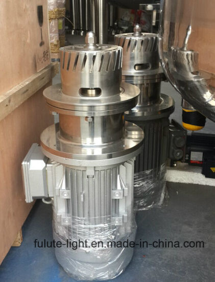 Good Quality Stainless Steel Liquid High Shear Mixer pictures & photos