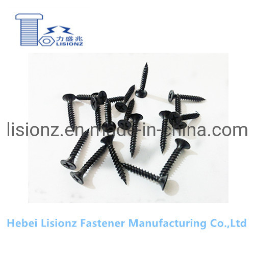 Fine/Corse Thread Carbon/ Stainless Steel Drywall Screws for furniture